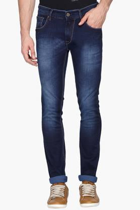 RS BY ROCKY STAR Mens Washed Jeans
