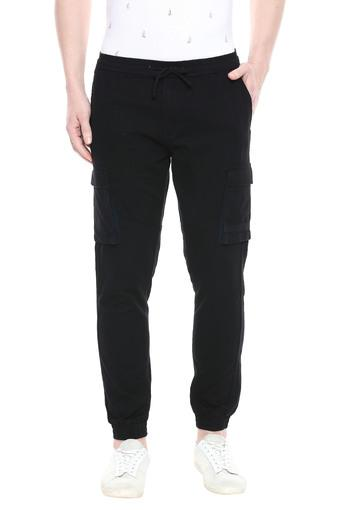 LIFE -  BlackCargos & Trousers - Main