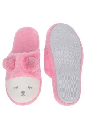 Cat Print Slip On Bath Slippers