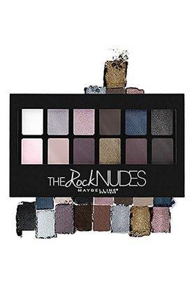 New York The Rock Nudes Eyeshadow Palette - 9g