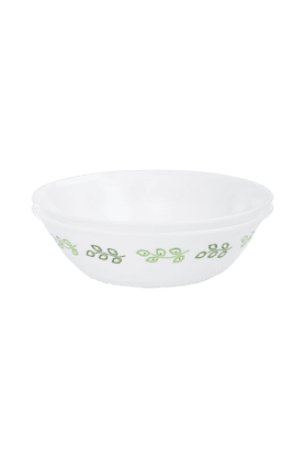 CORELLE Neo Leaf 1 Litre Serving Bowl (Set Of 2)