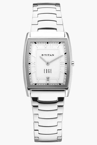 Mens Analogue Metallic Watch - 1684SM01