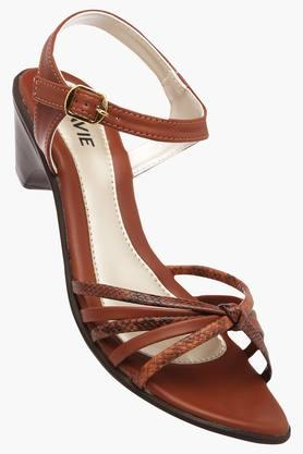 LAVIEWomens Casual Wear Buckle Closure Heels - 202520276