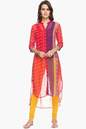 RS BY ROCKY STAR Womens Printed Kurta