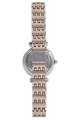 Womens White Dial Metallic Analogue Watch - ES4649I