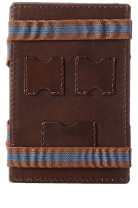 SWISS MILITARYBrown Men's Wallet (LW-13)