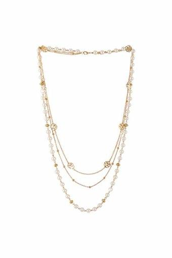 YELLOW CHIMES - Chain & Necklace - Main