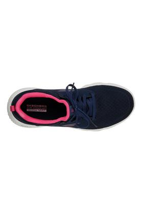 SKECHERS - Navy Sports Shoes & Sneakers - 3