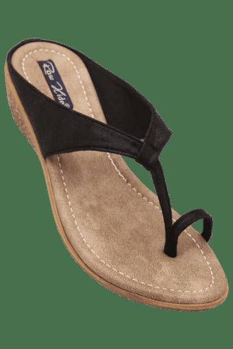 Womens Daily Wear Slipon Wedge Chappal