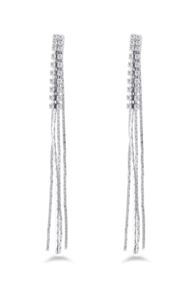 JAZZ Jazz Jewellery Designer Beautyful Long Chain Earring
