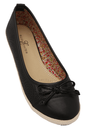 ELLIZA DONATEINWomens Casual Slipon Ballerina Shoe