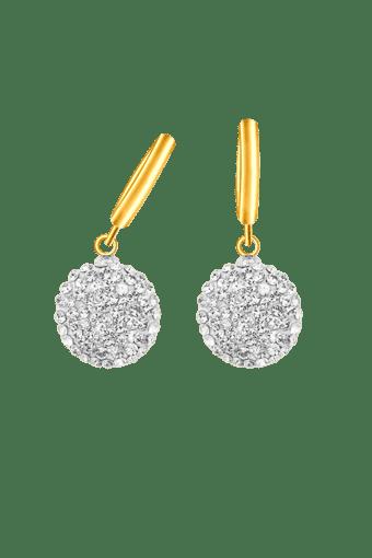 17d8adb84 Buy MAHI Mahi Gold Plated Sterling Balls Bali Swarovski Crystal Earring For  Women ER1104004G   Shoppers Stop