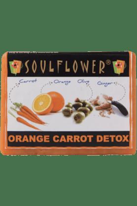 SOULFLOWEROrange Carrot Detox - Soap