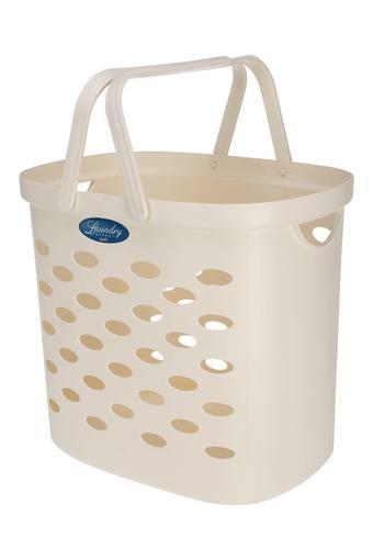 IVY -  BeigeLaundry Baskets - Main