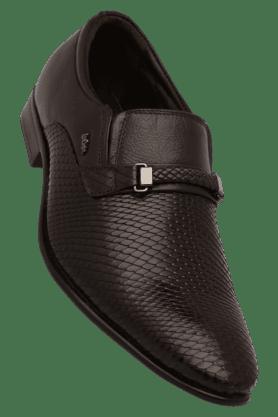 LEE COOPERMens Leather Slipon Smart Formal Shoe