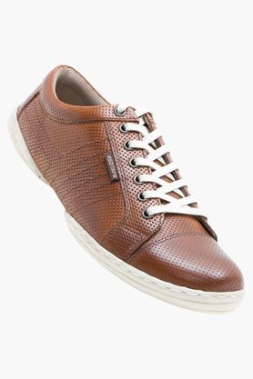 RED TAPE Mens Leather Lace Up Casual Shoes - 202628126