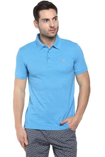 UNITED COLORS OF BENETTON -  BlueT-shirts - Main