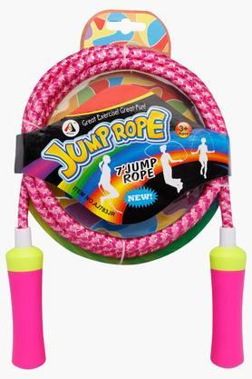 Unisex Multicolour Skipping Rope