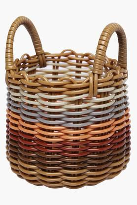 IVY Circular Basket With Handles