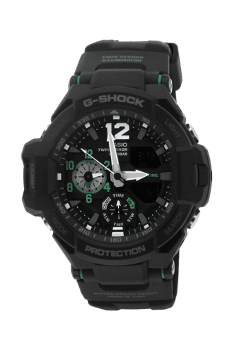 Mens Analogue Digital Watch-G595