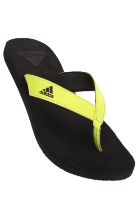 ADIDAS Womens Black Durok Slipper