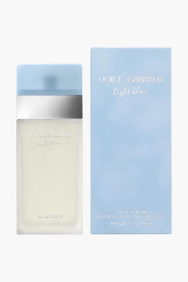 c96cd6fd Buy DOLCE & GABBANA Womens Light Blue Eau De Toilette - 100ml | Shoppers  Stop