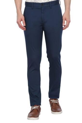 TRUE BLUE -  Navy Cargos & Trousers - Main