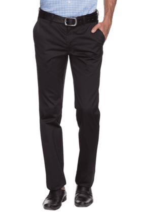 LOUIS PHILIPPEMens Flat Front Slim Fit Solid Chinos