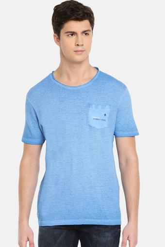 CELIO -  BlueT-Shirts & Polos - Main
