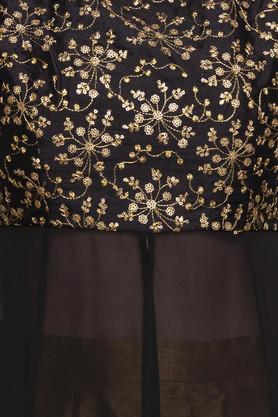 Womens Round Neck Embellished Tunic