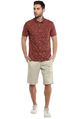PARX - RedCasual Shirts - 3