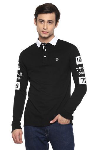 FCUK -  BlackT-shirts - Main