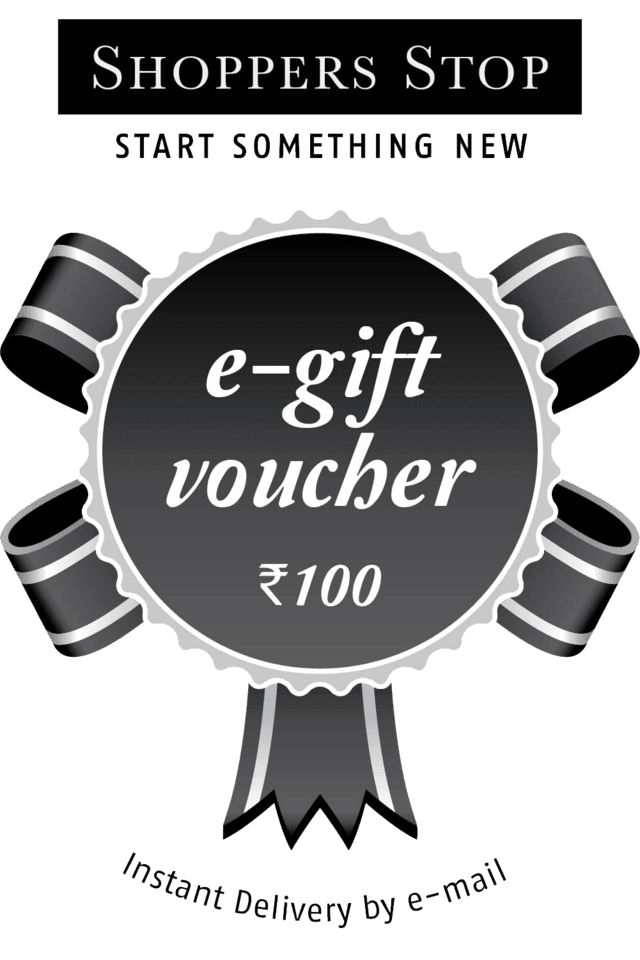 EGift Voucher - Sent directly to the email id of recipient