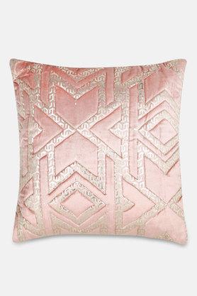 Geo Foil Cushion Cover