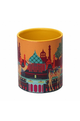 THE ELEPHANT COMPANY Ceramic Coffee Mugs - Indian Caravan Serai