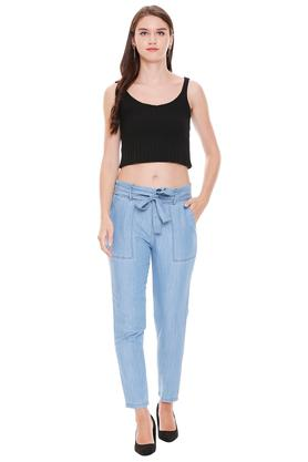 KRAUS - Blue Trousers & Pants - 3