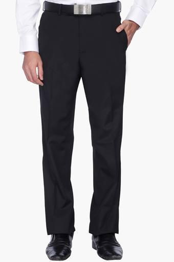VAN HEUSEN -  BlackCargos & Trousers - Main
