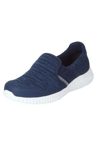 ATHLEISURE -  BlueSports Shoes & Sneakers - Main