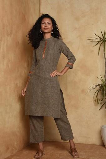 ABHISHTI -  BlackIndianwear Sets - Main