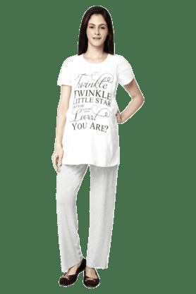 NINE MATERNITYMaternity Nursing Lounge Wear Set