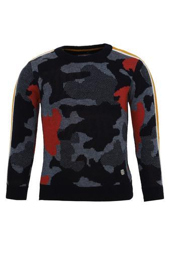 DUKE -  NavyWinterwear - Main