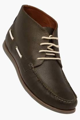 LOUIS PHILIPPEMens Leather Lace Up Casual Shoes - 200739095