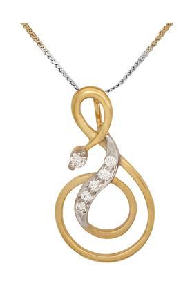 Womens Aabha Collections Diamond Pendant DLTD16008554