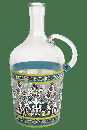 ADARAIndi Glass Painted Jug Vase