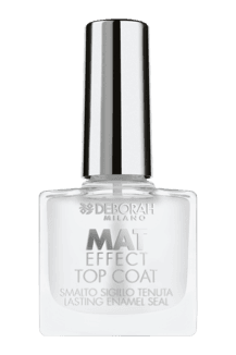 0 Top Coat Mat Effect