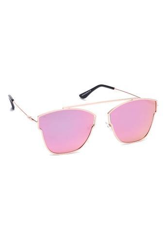 Unisex Brow Bar UV Protected Sunglasses - FC 7415 C3 S