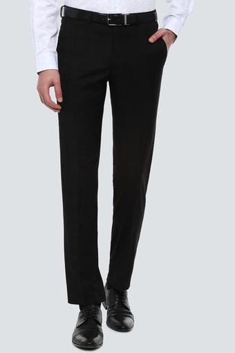 C369 -  Black Formal Trousers - Main