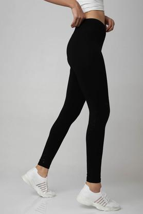 LIFE - Black Leggings - 1