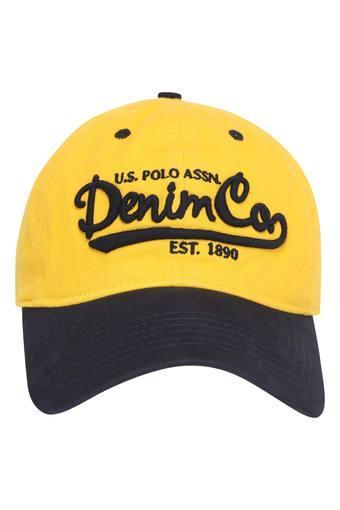 U.S. POLO ASSN. -  YellowSportswear & Swimwear - Main