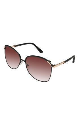 Womens Full Rim Oversized Sunglasses - GA90198C49